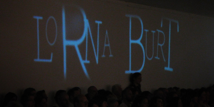 RCA Fashion Show - live visuals